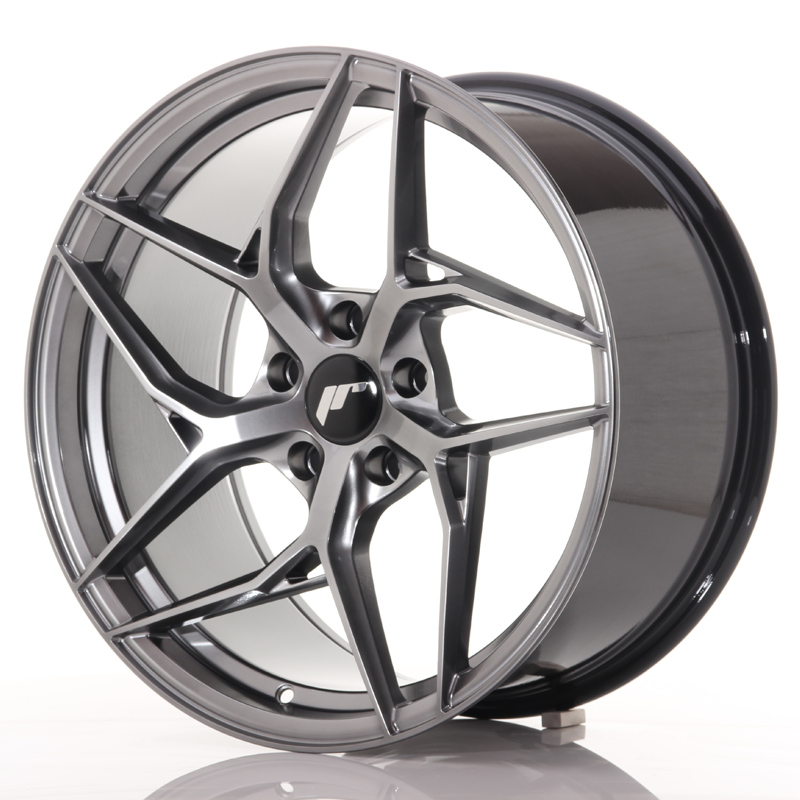 Japan Racing JR Wheels JR35 19x9.5 ET35 5x120 Hiper Black