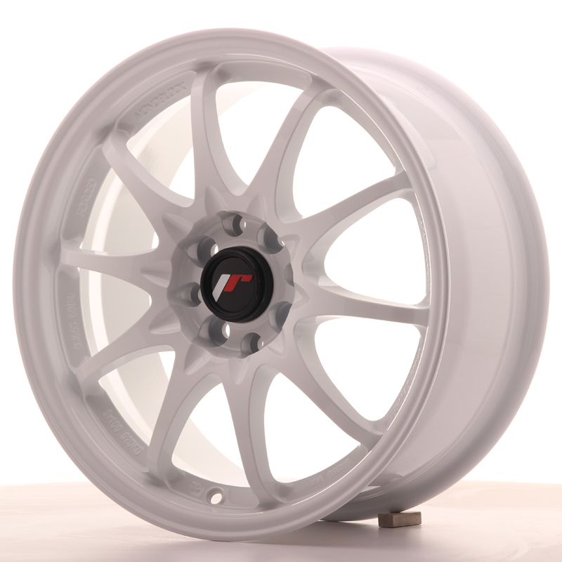 Japan Racing JR Wheels JR5 16x7 ET30 4x108 4x100 White