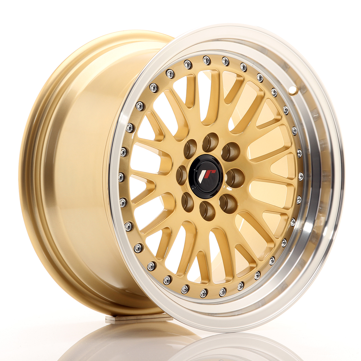 Japan Racing JR Wheels JR10 16x8 ET20 4x108 4x100 Gold