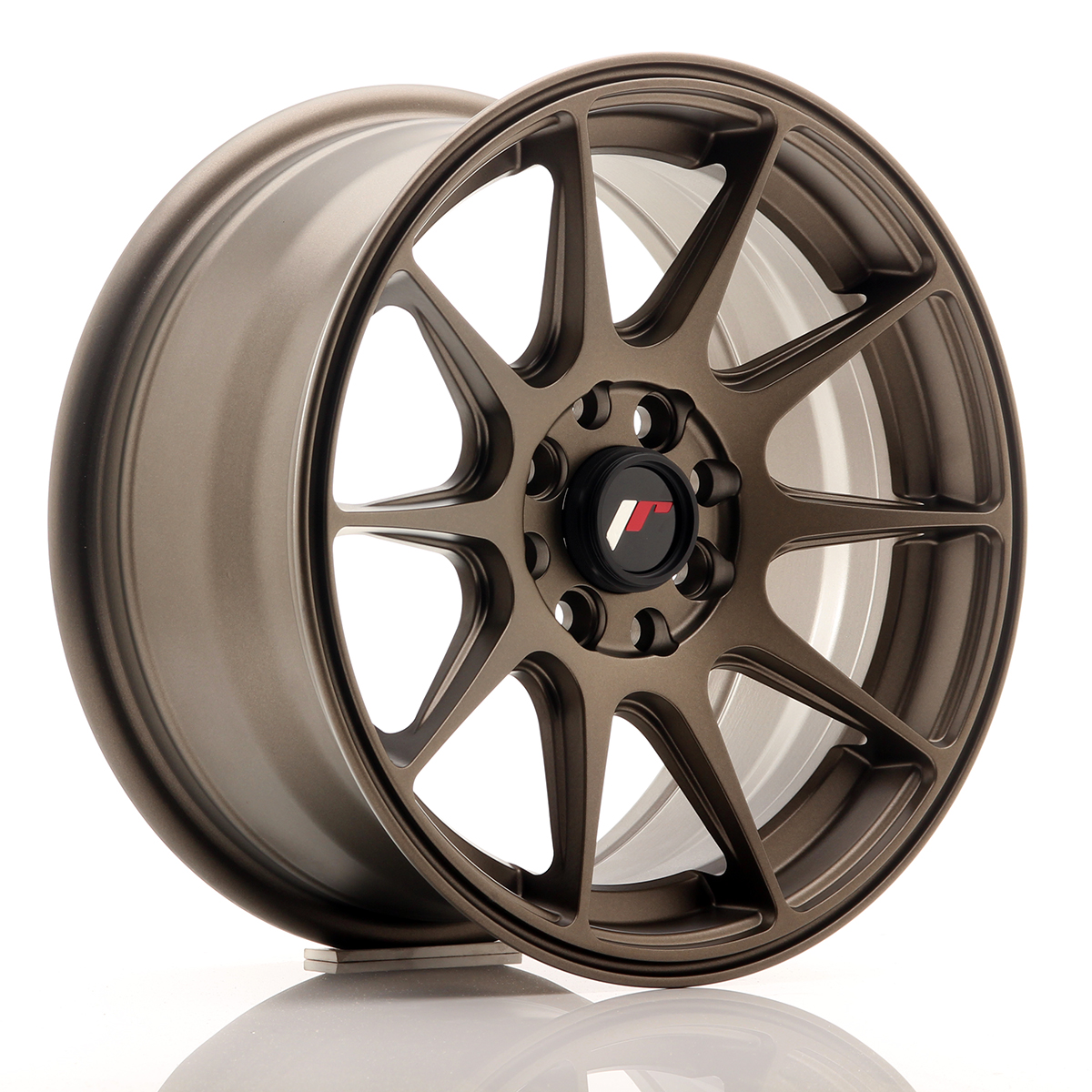 Japan Racing JR Wheels JR11 15x7 ET30 4x108 4x100 Gun metal