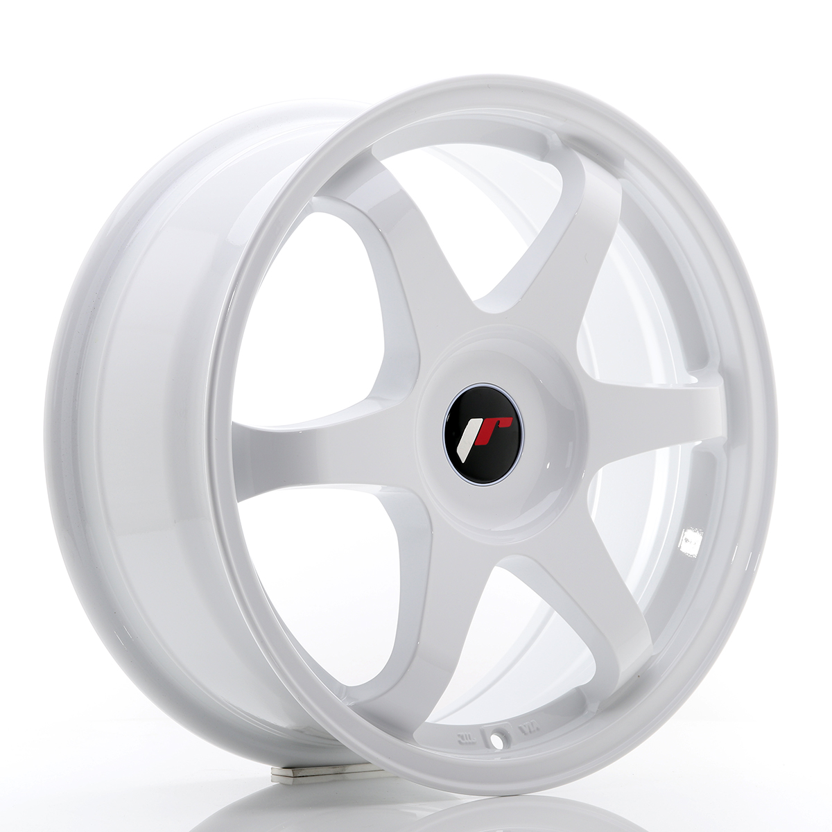 Japan Racing JR Wheels JR3 17x7 ET35-42 CUSTOM PCD White