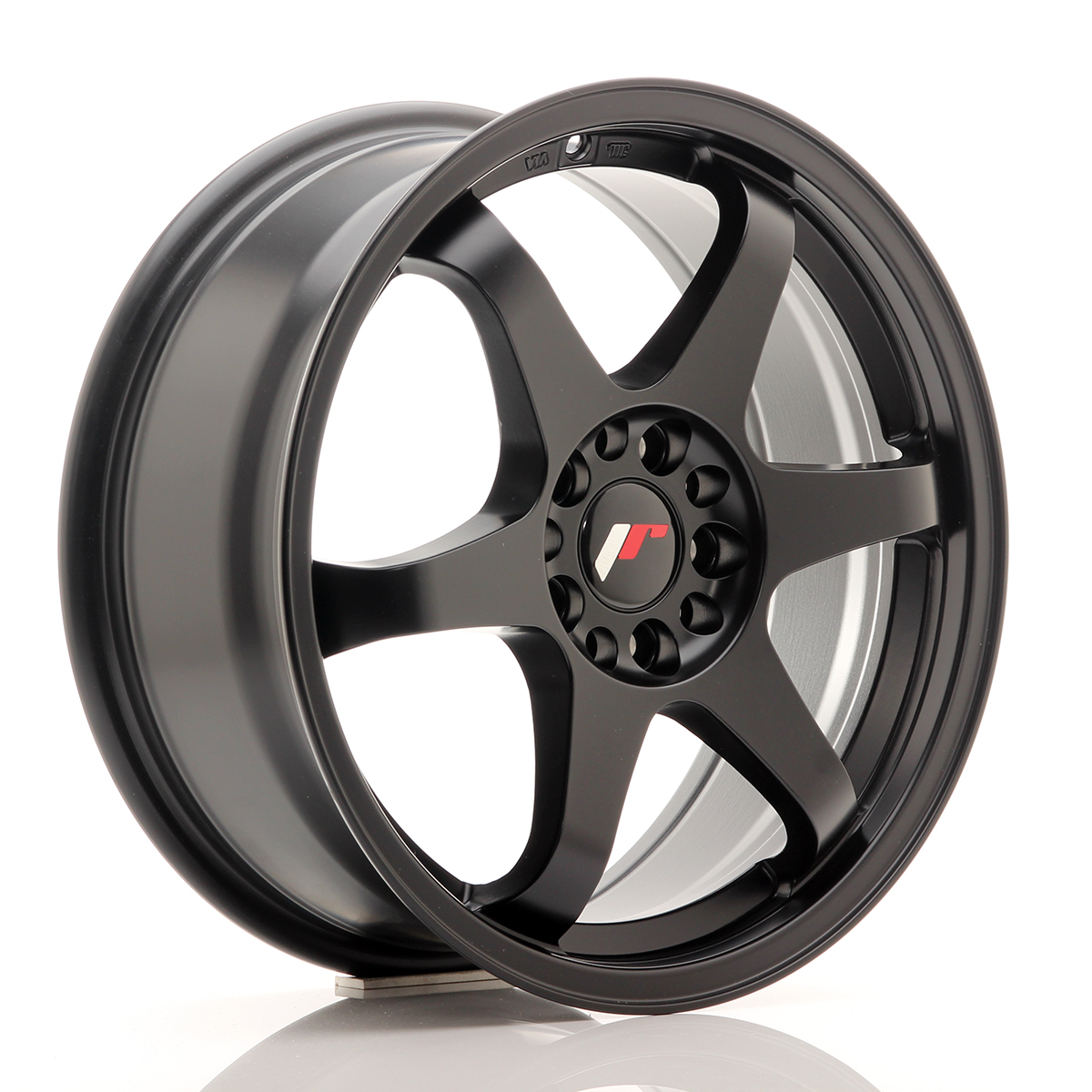 Japan Racing JR Wheels JR3 17x8' ET35 5x108 5x112 Black