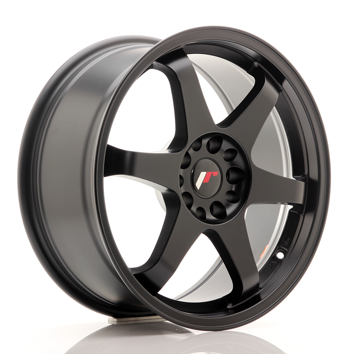 Japan Racing JR Wheels JR3 18x8' ET35 5x120 5x100 Black