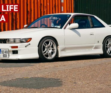 Forza in Real life. PS13 Silvia Wheel Tease: Behind The Shutter #46