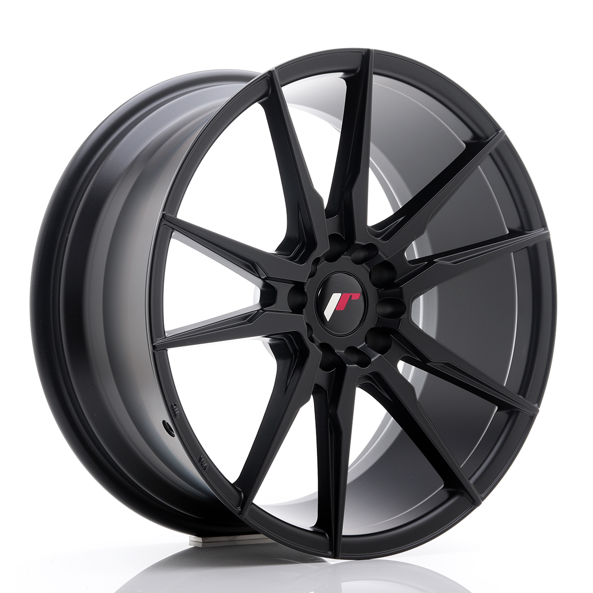 Japan Racing JR Wheels JR21 19x8.5 ET20 5x120 5x114.3 Black