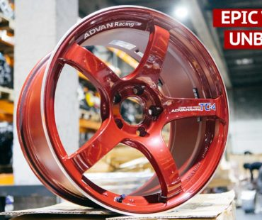 More Dream Japanese Wheel Unboxing from our November Container | Behind The Shutter #53