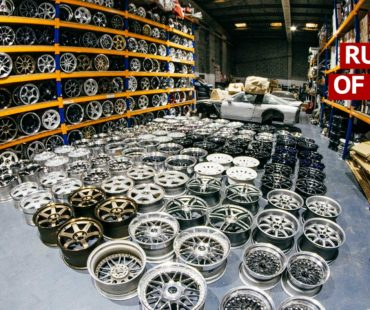 We've Run Out Of Space! A Japanese Wheel overload. | Behind The Shutter #59
